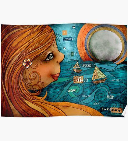 Moonlight Lullaby Poster