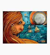Moonlight Lullaby Photographic Print