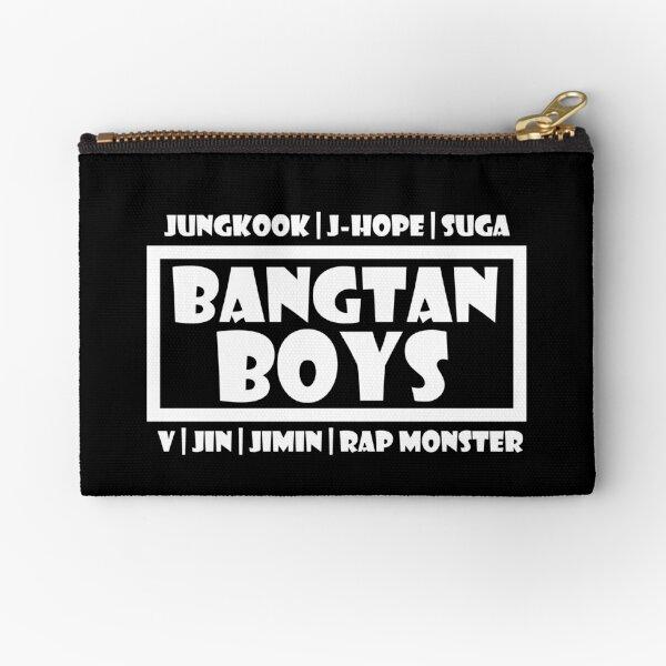 Bangtan Boys Zipper Pouch