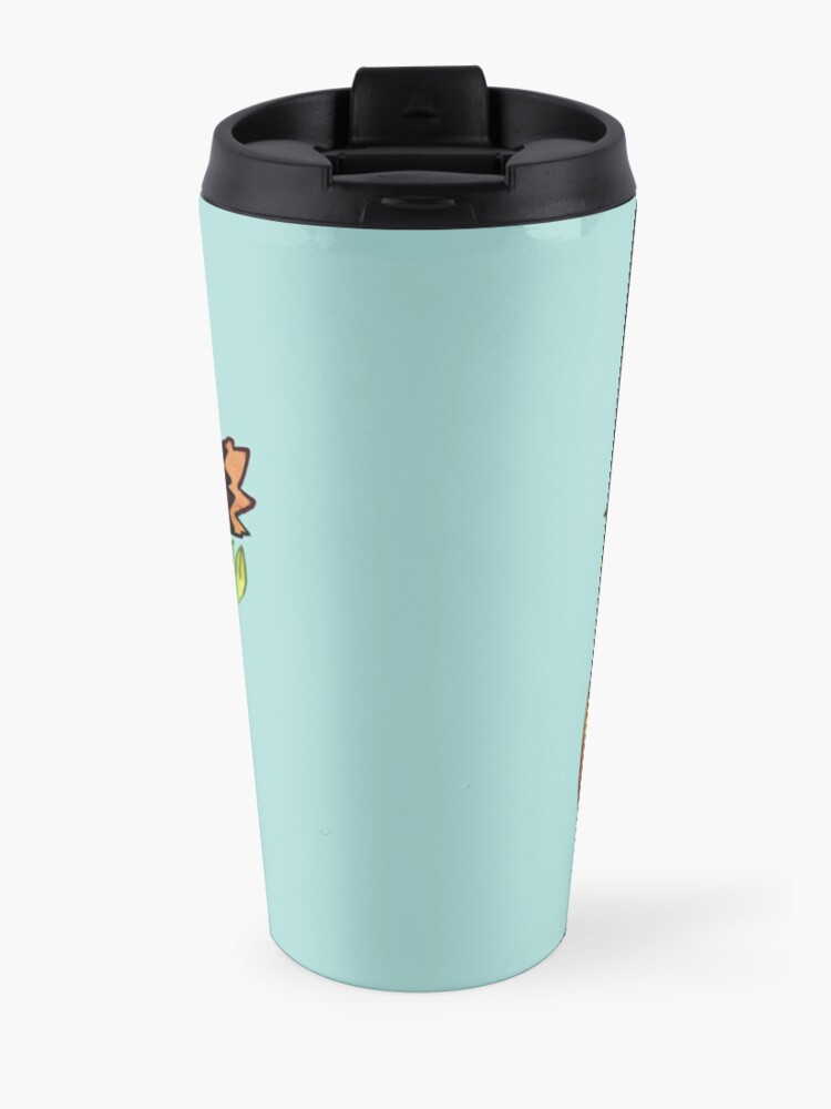 Alternate view of Sloth Nope Travel Mug