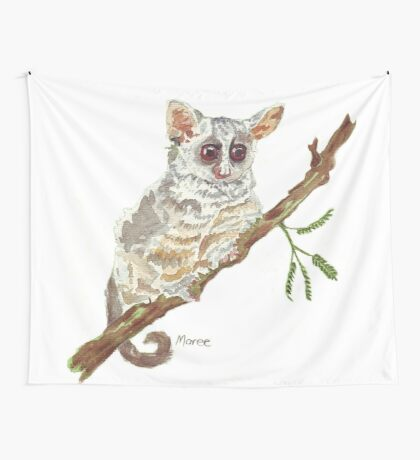 Pippin, the Bush baby Wall Tapestry
