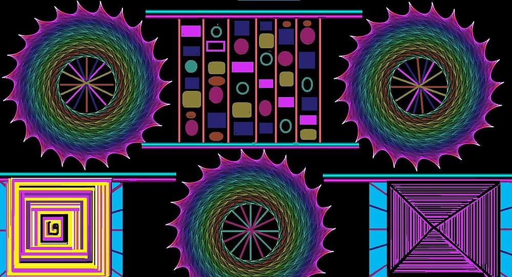 Spinning Wheels by brenwebb
