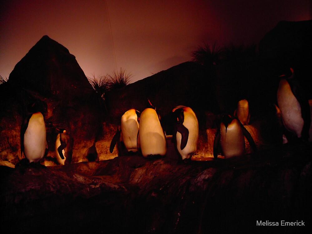 Penguin House by Melissa Emerick