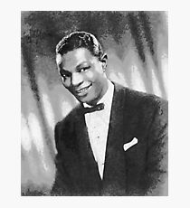 Nat King Cole (Nathaniel Adams Coles) March 17 1919 - February 15, 1965 Photographic Print