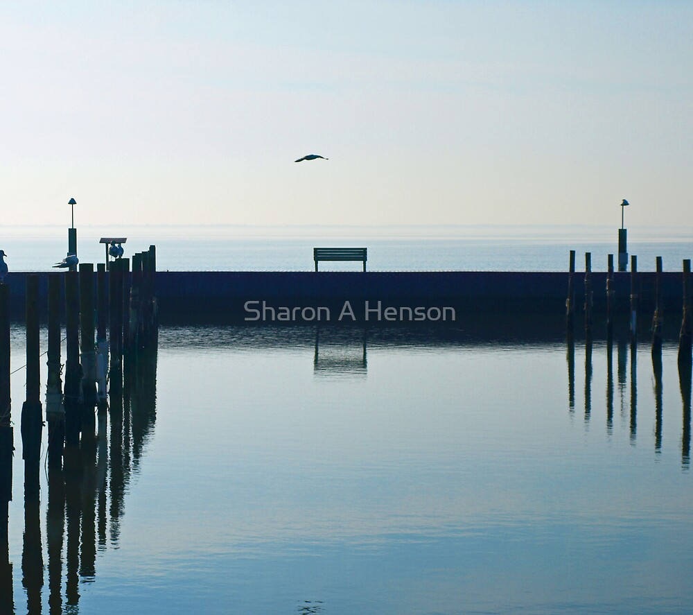 FRONT ROW SEAT by Sharon A. Henson