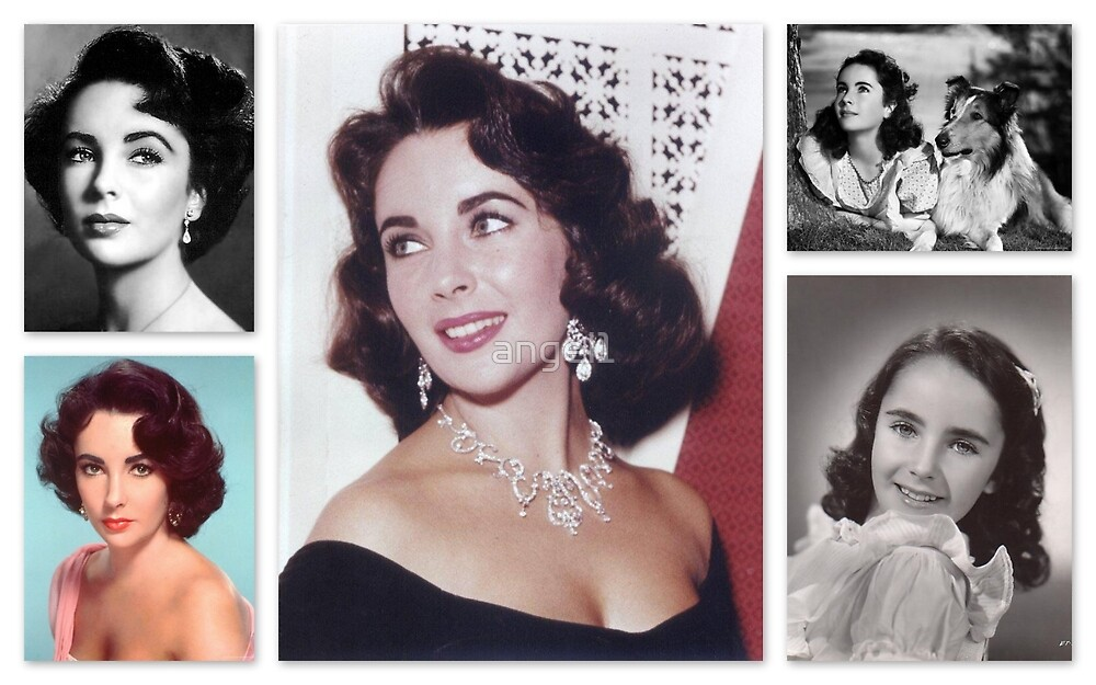 Screen Icons ~ Elizabeth Taylor  by ©The Creative  Minds