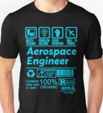 AEROSPACE ENGINEER LATEST DESIGN|FIND MORE HERE: https://goo.gl/e5J1NK Unisex T-Shirt