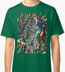 Chameleon Space Man Classic T-Shirt