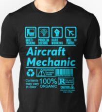 AIRCRAFT MECHANIC LATEST DESIGN|FIND MORE HERE: https://goo.gl/tIL4tS T-Shirt