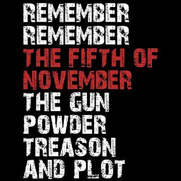 The Fifth of November by hanasmandi