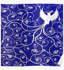 Mythical Bird Poster