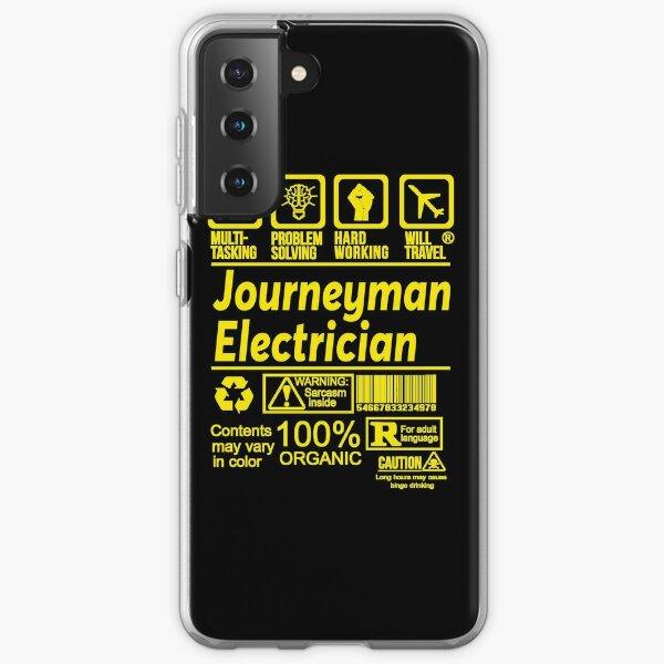 JOURNEYMAN ELECTRICIAN LATEST DESIGN|FIND MORE HERE: https://goo.gl/gcv73G Samsung Galaxy Soft Case