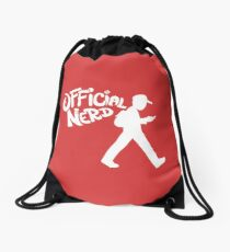 Official Nerd Drawstring Bag