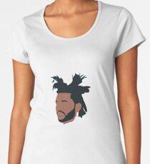 The Weeknd Women's Premium T-Shirt