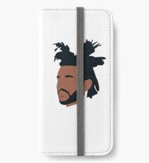 The Weeknd iPhone Wallet/Case/Skin