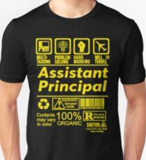 ASSISTANT PRINCIPAL LATEST DESIGN|FIND MORE HERE: https://goo.gl/jPKwFQ T-Shirt