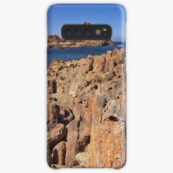 0004 Mimosa Rocks 2 -  National Park NSW Samsung Galaxy Snap Case