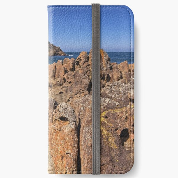 0004 Mimosa Rocks 2 -  National Park NSW iPhone Wallet