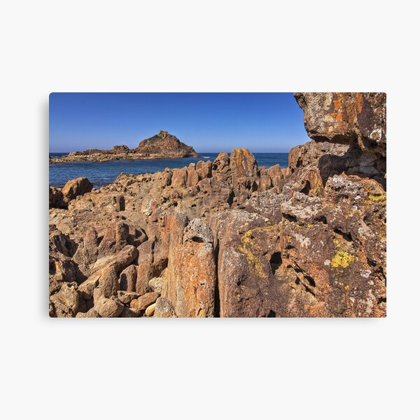 0004 Mimosa Rocks 2 -  National Park NSW Canvas Print