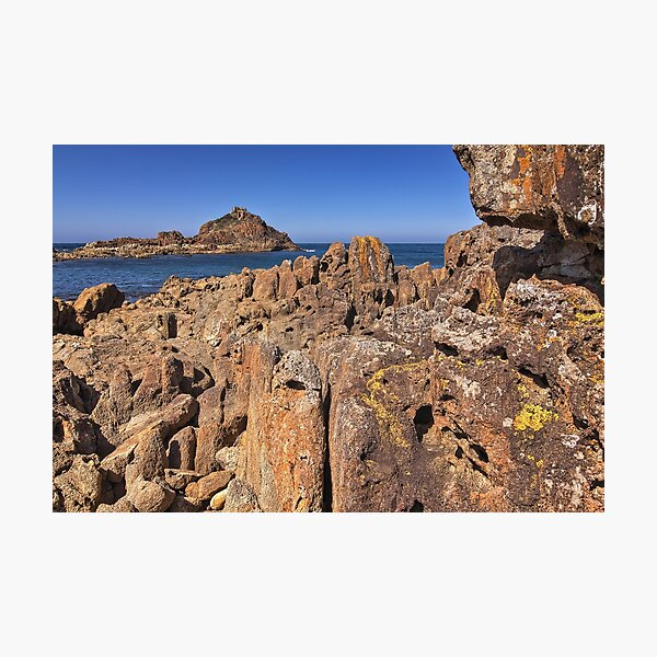 0004 Mimosa Rocks 2 -  National Park NSW Photographic Print