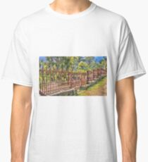 Gateway to the Eltham Cemetery Classic T-Shirt
