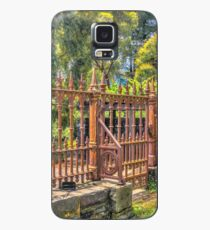 Gateway to the Eltham Cemetery Case/Skin for Samsung Galaxy