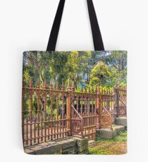 Gateway to the Eltham Cemetery Tote Bag