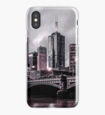 Gotham by the Yarra iPhone Case