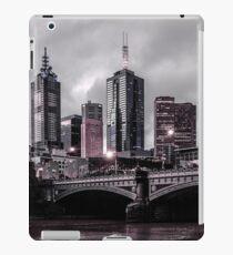 Gotham by the Yarra iPad Case/Skin