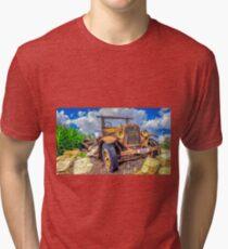 Dodge on the Rocks Tri-blend T-Shirt
