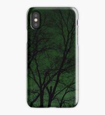 Nocturnal - Green iPhone Case/Skin