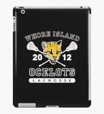 lacrosse iPad Case/Skin