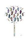 Chrysalis Tree by Karin Taylor