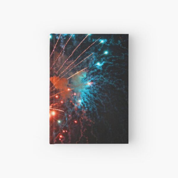 Fireworks pt.1 Hardcover Journal