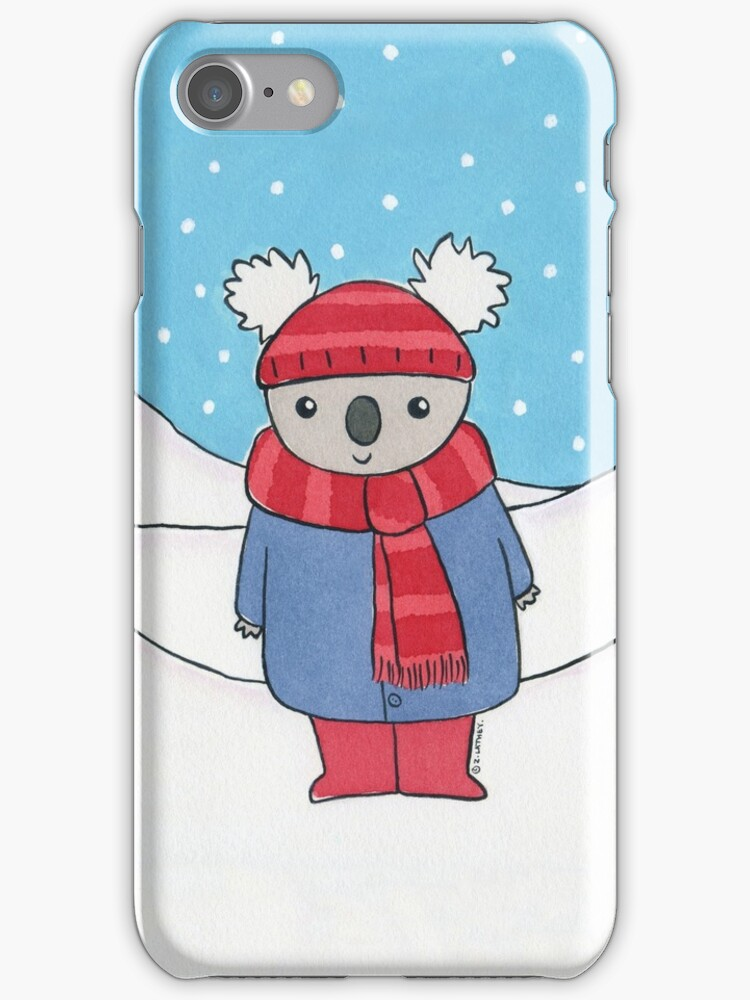 Christmas Koala  by Zoe Lathey