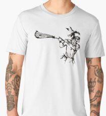 lacrosse Men's Premium T-Shirt