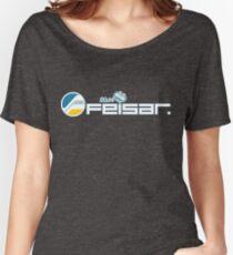 Feisar Women's Relaxed Fit T-Shirt