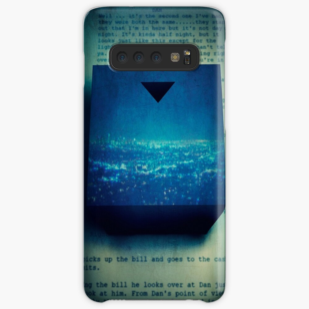 Hollywood Ending (Inspired by David Lynch's Mulholland Dr) Case & Skin for Samsung Galaxy