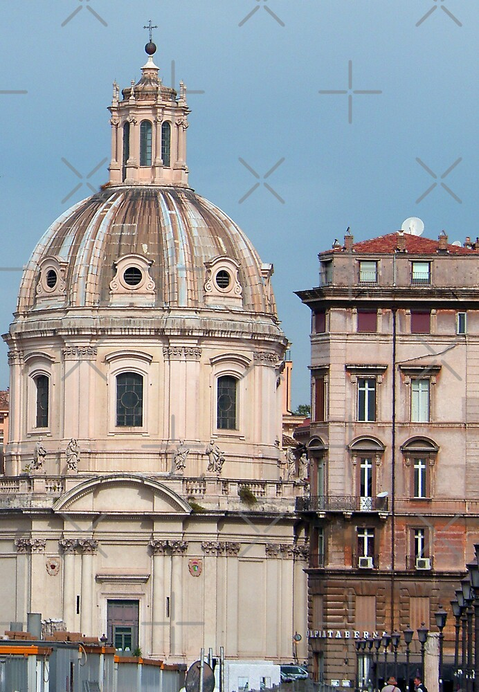 A view of Rome by Tom Gomez