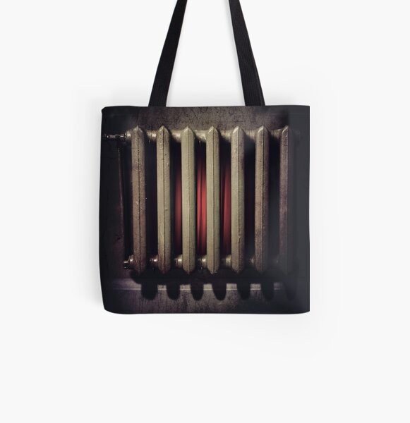 """Everything Is Fine (Inspired by David Lynch's """"Eraserhead"""") All Over Print Tote Bag"""
