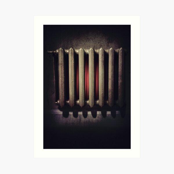 "Everything Is Fine (Inspired by David Lynch's ""Eraserhead"") Art Print"