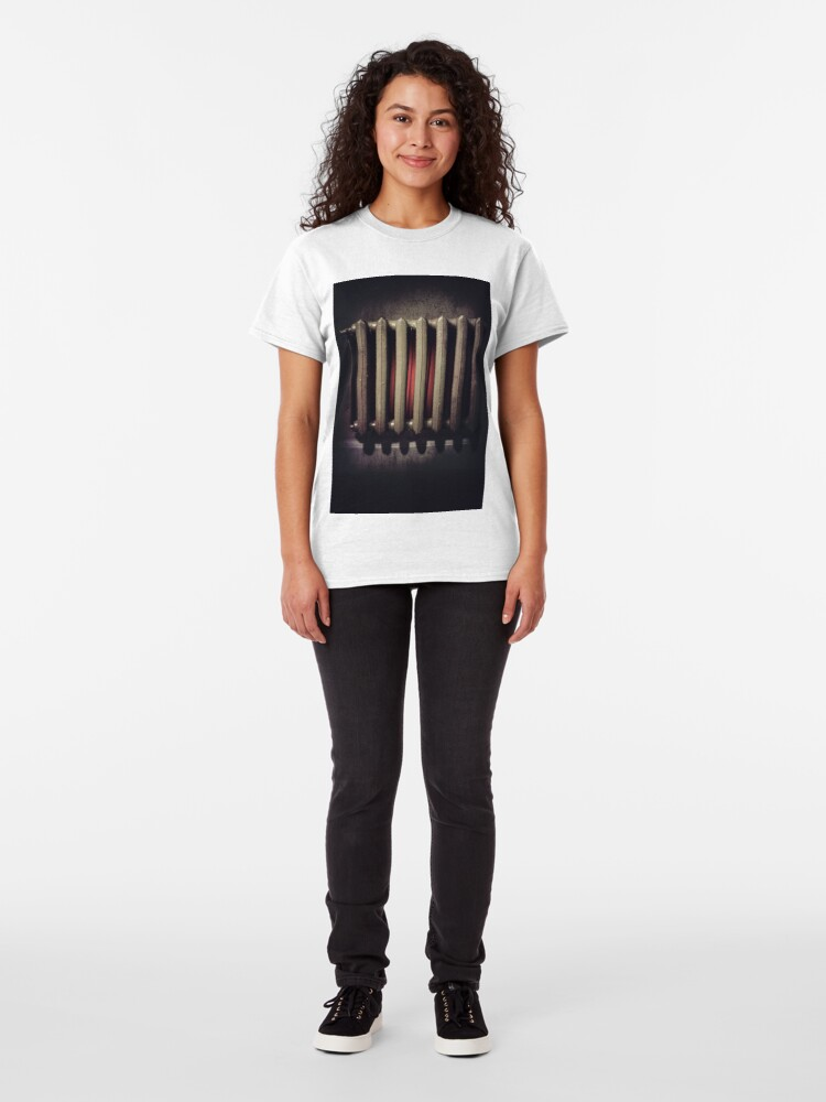 """Alternate view of Everything Is Fine (Inspired by David Lynch's """"Eraserhead"""") Classic T-Shirt"""