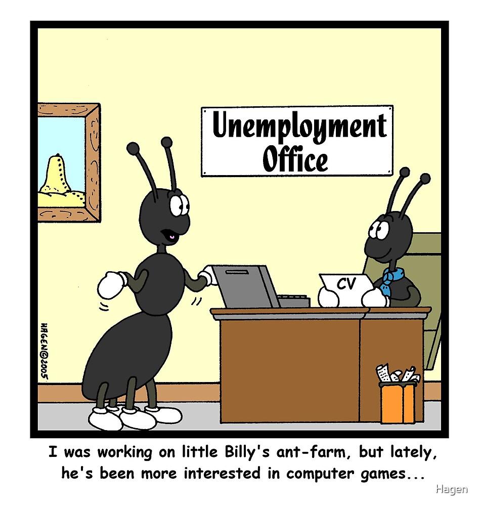Ant Farm by Hagen