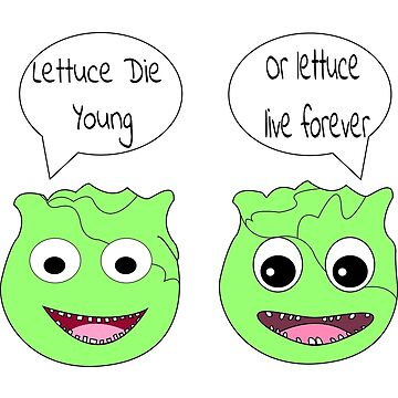 Forever Lettuce (Misheard Song Lyric) by Birchmark