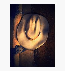 """Alvin (Inspired by David Lynch's """"The Straight Story"""") Photographic Print"""