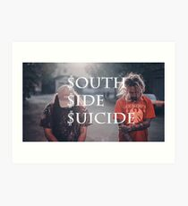Suicide Boys ($uicide Boy$) Art Print