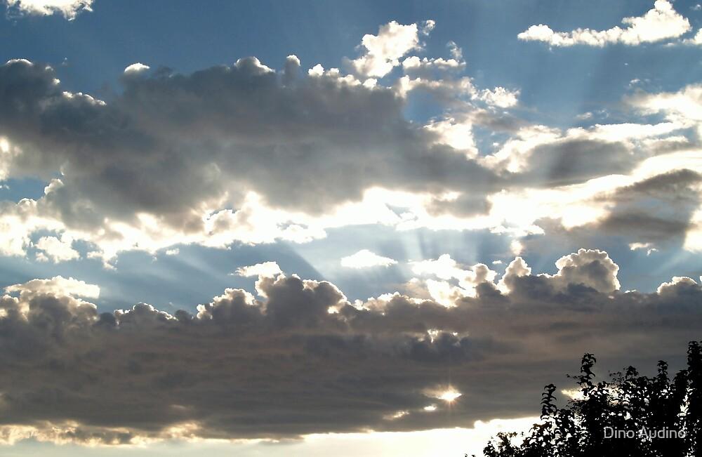 """Clouds Eye"" by Dino Audino"