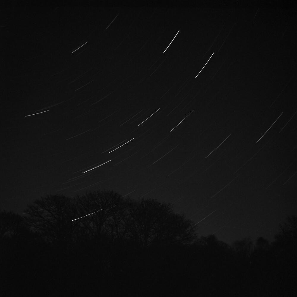 Ursa Major Star Trail by David Pearson