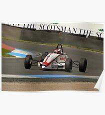 Formula Ford Poster