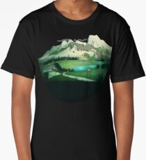 Alpine Enchantment Long T-Shirt